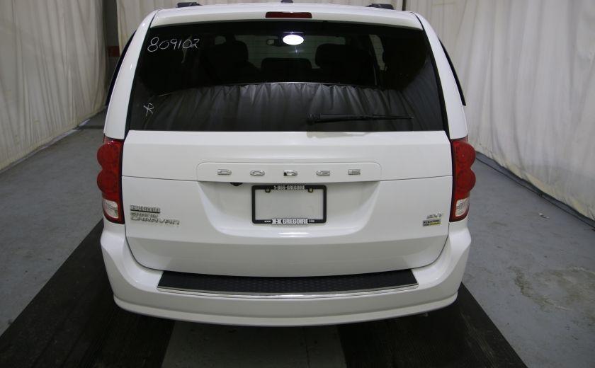 2016 Dodge GR Caravan SXT #4