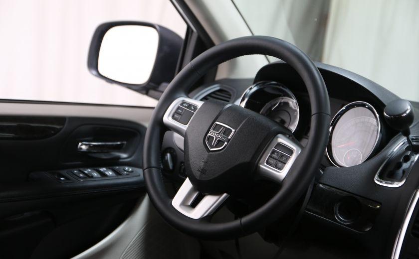 2016 Dodge GR Caravan SXT #20