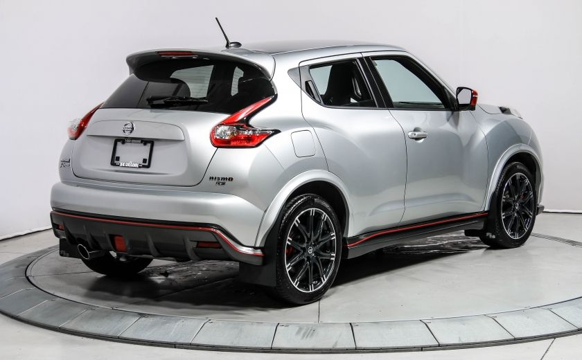 2015 Nissan Juke NISMO RS AWD AUTO A/C NAVIGATION MAGS CAM.RECUL #6