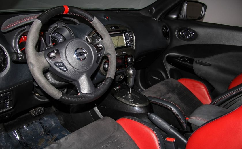 2015 Nissan Juke NISMO RS AWD AUTO A/C NAVIGATION MAGS CAM.RECUL #8