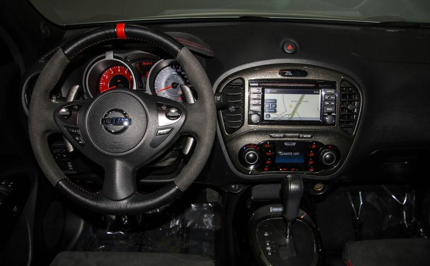 2015 Nissan Juke NISMO RS AWD AUTO A/C NAVIGATION MAGS CAM.RECUL #12