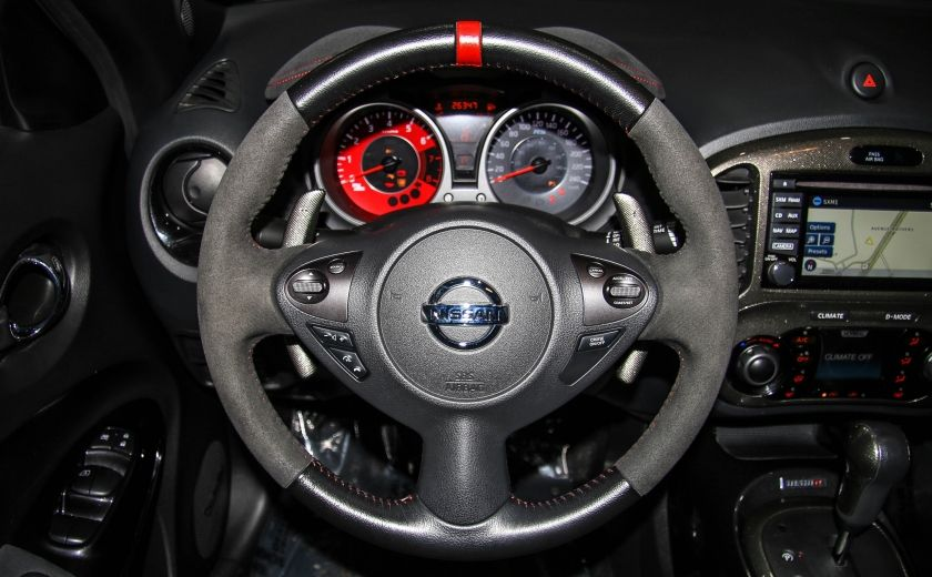 2015 Nissan Juke NISMO RS AWD AUTO A/C NAVIGATION MAGS CAM.RECUL #13