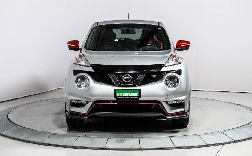 2015 Nissan Juke NISMO RS AWD AUTO A/C NAVIGATION MAGS CAM.RECUL #1