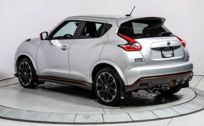 2015 Nissan Juke NISMO RS AWD AUTO A/C NAVIGATION MAGS CAM.RECUL #4