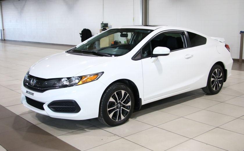 2014 Honda Civic EX  A/C TOIT MAGS BLUETOOTH #2