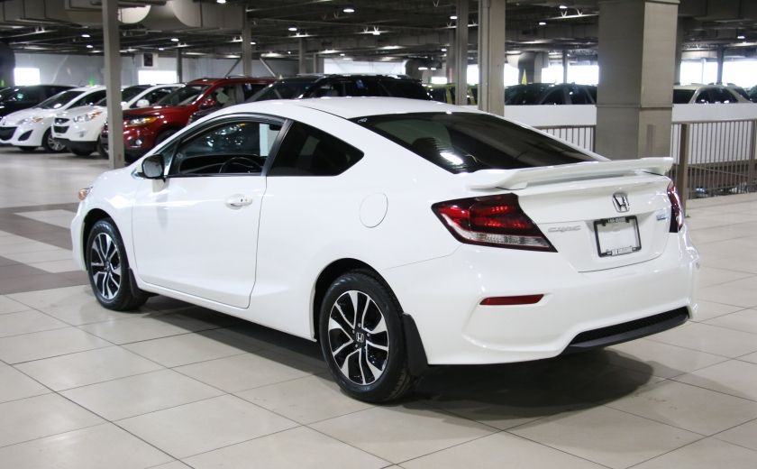 2014 Honda Civic EX  A/C TOIT MAGS BLUETOOTH #4