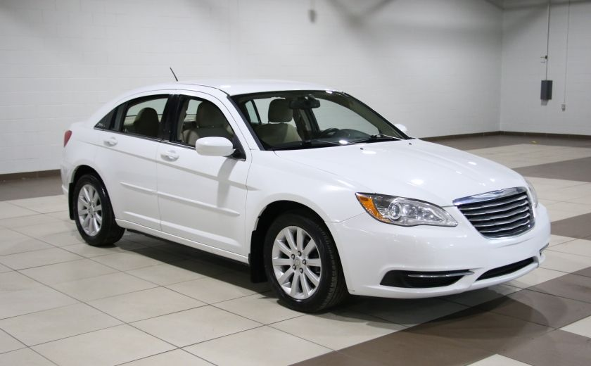 2013 Chrysler 200 LX A/C GR ELECT MAGS #0