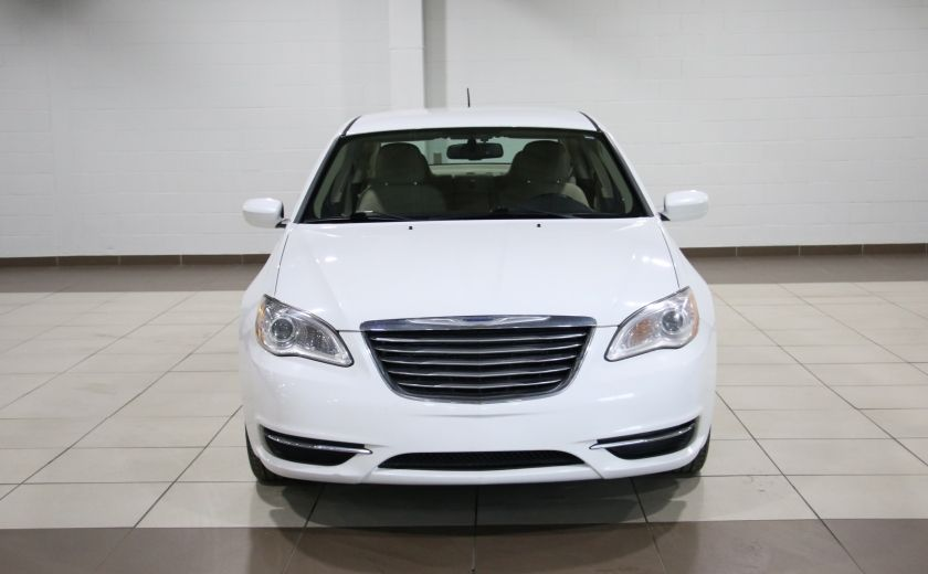 2013 Chrysler 200 LX A/C GR ELECT MAGS #1