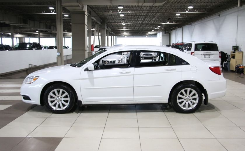 2013 Chrysler 200 LX A/C GR ELECT MAGS #3