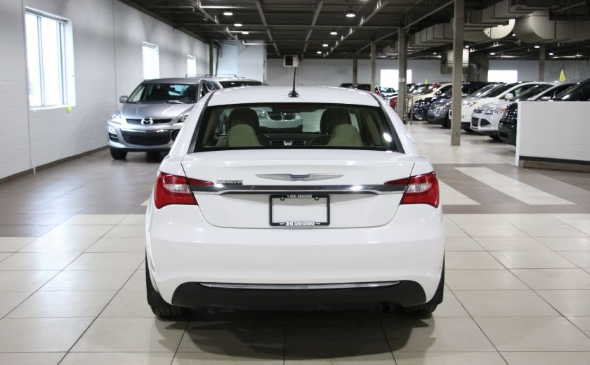 2013 Chrysler 200 LX A/C GR ELECT MAGS #5