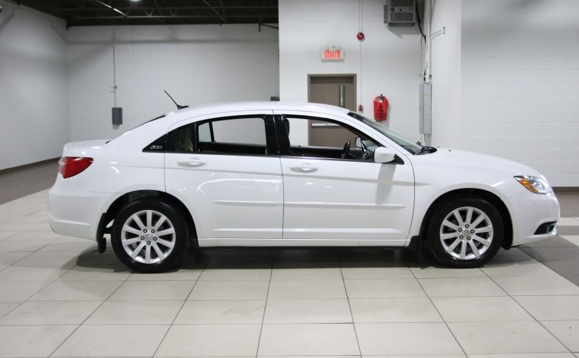 2013 Chrysler 200 LX A/C GR ELECT MAGS #7