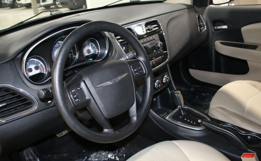 2013 Chrysler 200 LX A/C GR ELECT MAGS #8