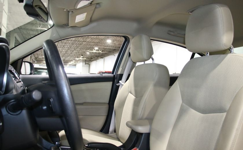 2013 Chrysler 200 LX A/C GR ELECT MAGS #9