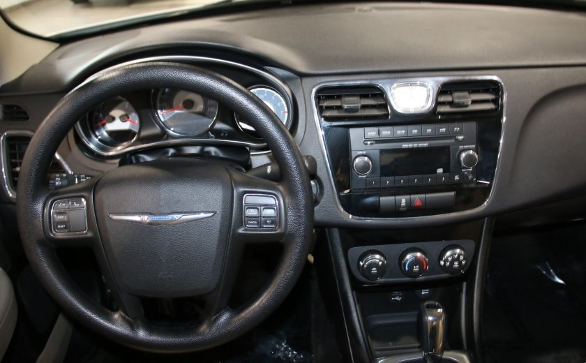 2013 Chrysler 200 LX A/C GR ELECT MAGS #12