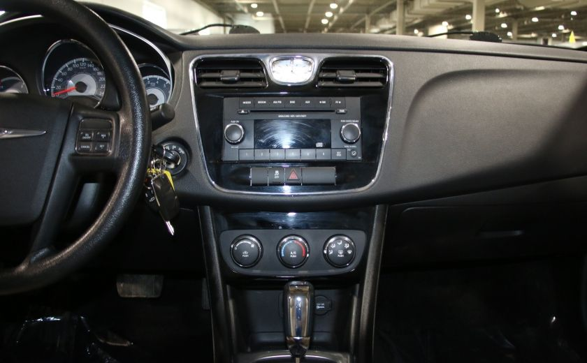 2013 Chrysler 200 LX A/C GR ELECT MAGS #14