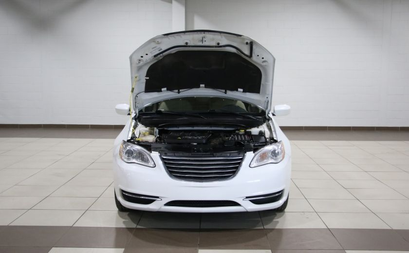 2013 Chrysler 200 LX A/C GR ELECT MAGS #22