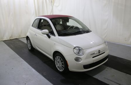 2014 Fiat 500 Pop AUTO A/C GR ELECT CONVERTIBLE MAGS #0