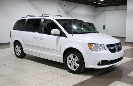 2015 Dodge GR Caravan Crew Plus A/C MAGS BLUETOOTH #0