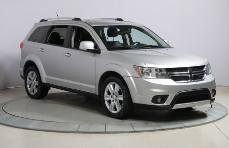 2012 Dodge Journey R/T cuir toit awd #0