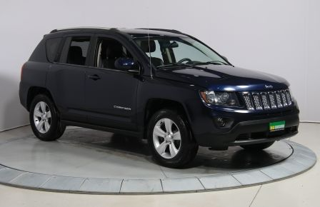 2014 Jeep Compass NORTH 4WD AUTO A/C CUIR/TISSU MAGS #0