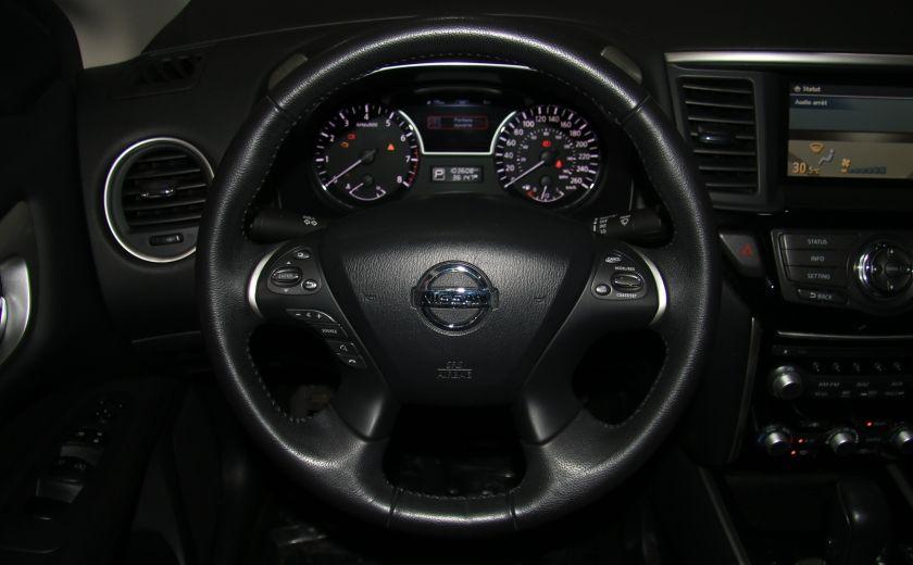 2014 Nissan Pathfinder SV AWD 7 PASSAGERS CAMERA RECUL #12