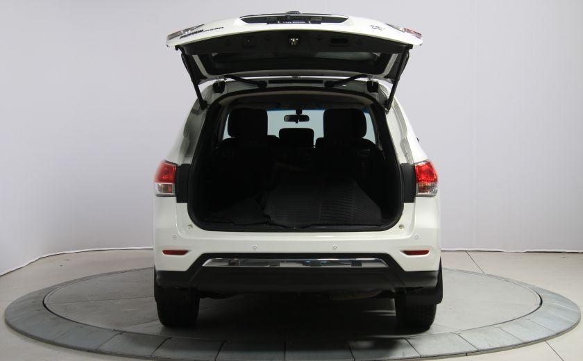 2014 Nissan Pathfinder SV AWD 7 PASSAGERS CAMERA RECUL #28
