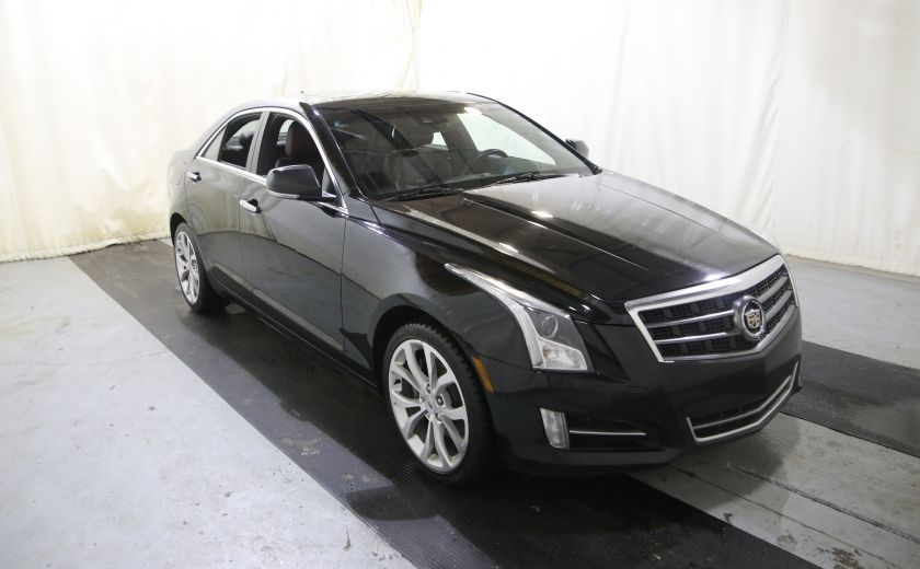 2014 Cadillac ATS Performance AWD #0