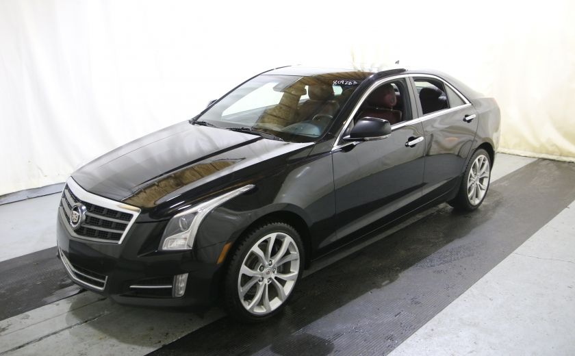 2014 Cadillac ATS Performance AWD #2