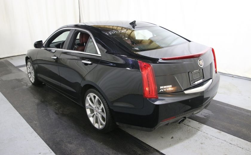 2014 Cadillac ATS Performance AWD #3