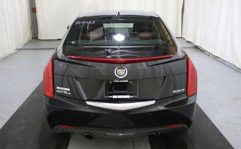 2014 Cadillac ATS Performance AWD #4