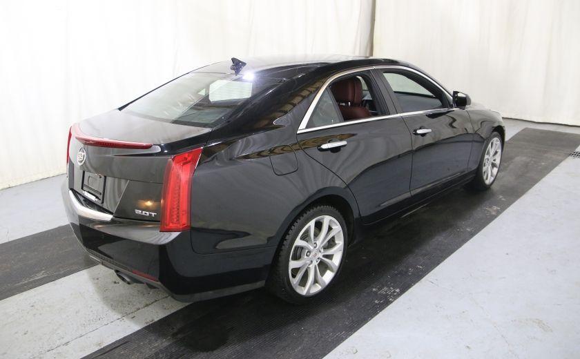 2014 Cadillac ATS Performance AWD #5