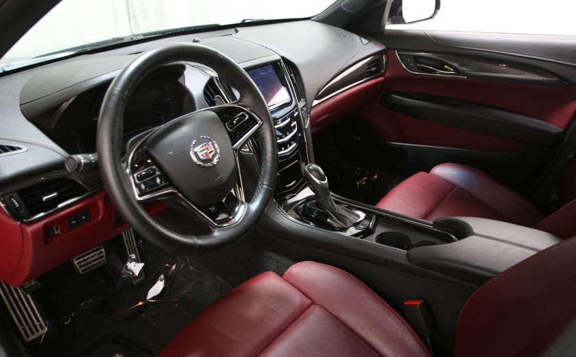 2014 Cadillac ATS Performance AWD #9