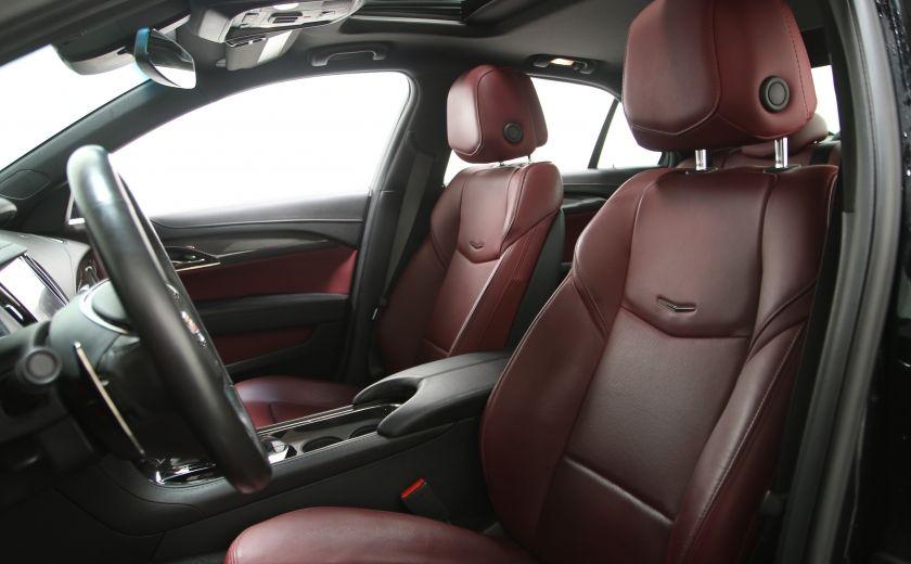 2014 Cadillac ATS Performance AWD #10