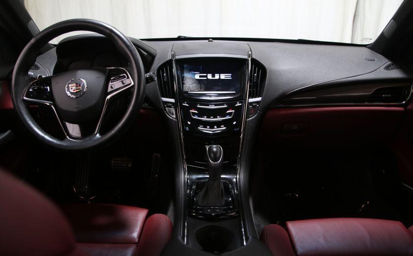 2014 Cadillac ATS Performance AWD #11