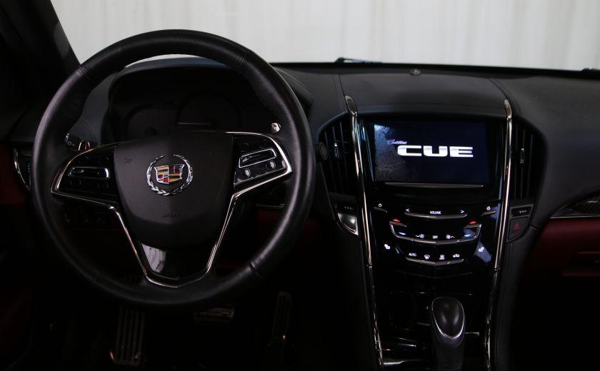 2014 Cadillac ATS Performance AWD #12