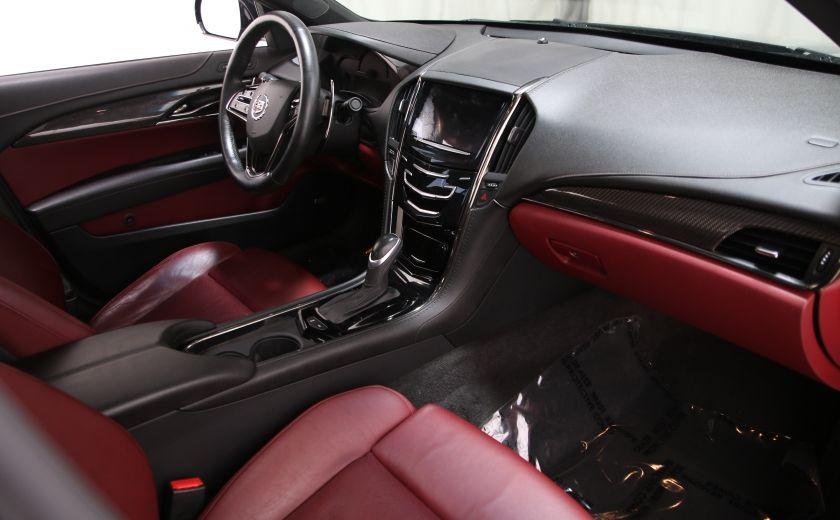 2014 Cadillac ATS Performance AWD #17