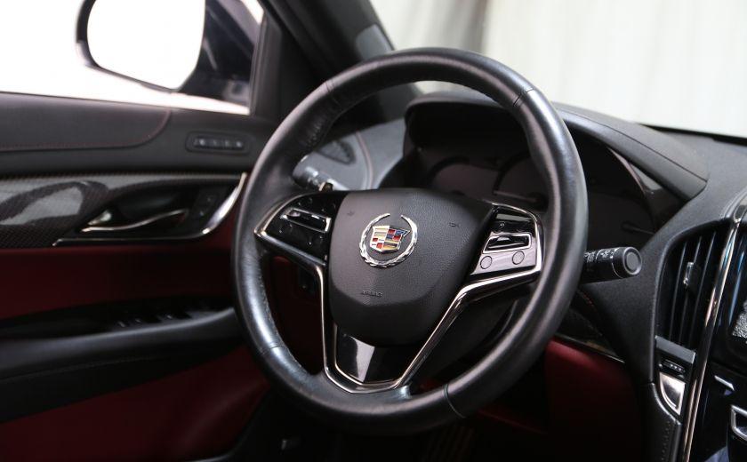 2014 Cadillac ATS Performance AWD #18