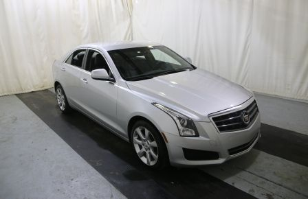 2014 Cadillac ATS AWD #0