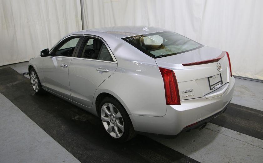2014 Cadillac ATS AWD #3