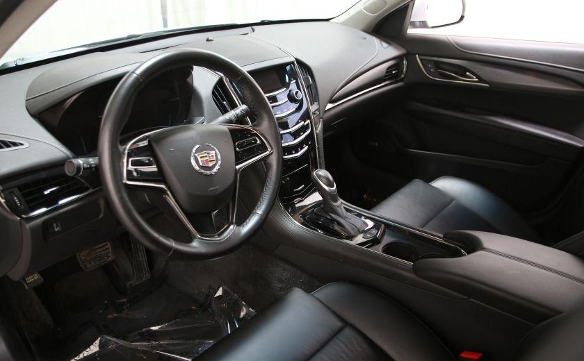 2014 Cadillac ATS AWD #8