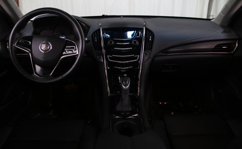2014 Cadillac ATS AWD #11