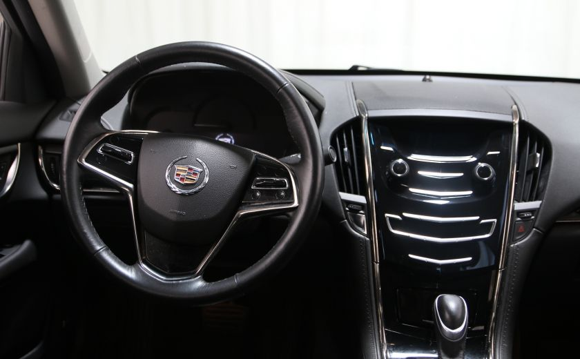 2014 Cadillac ATS AWD #12