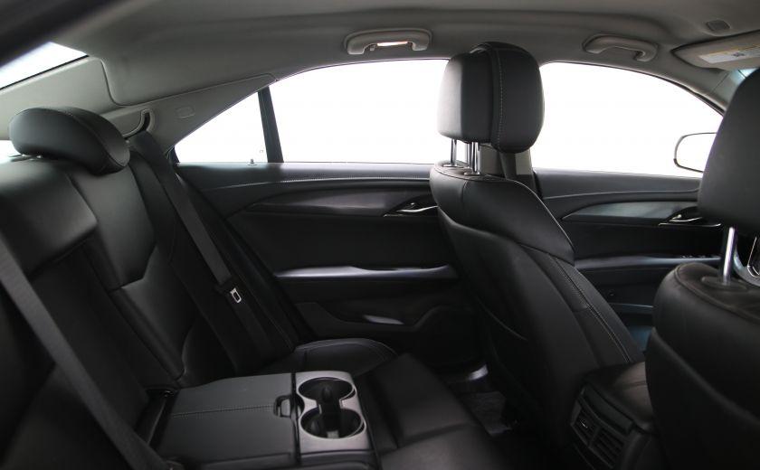 2014 Cadillac ATS AWD #16