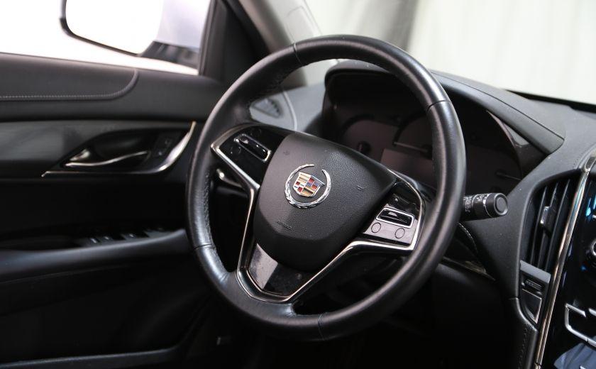 2014 Cadillac ATS AWD #19