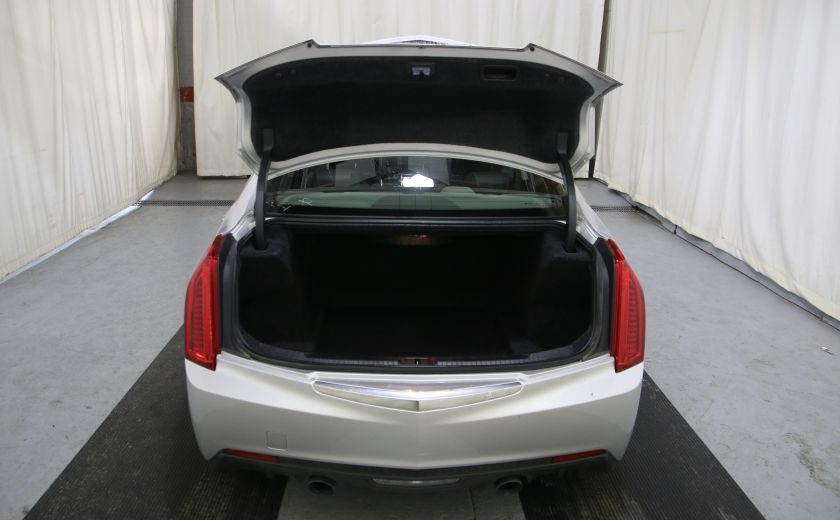2014 Cadillac ATS AWD #24