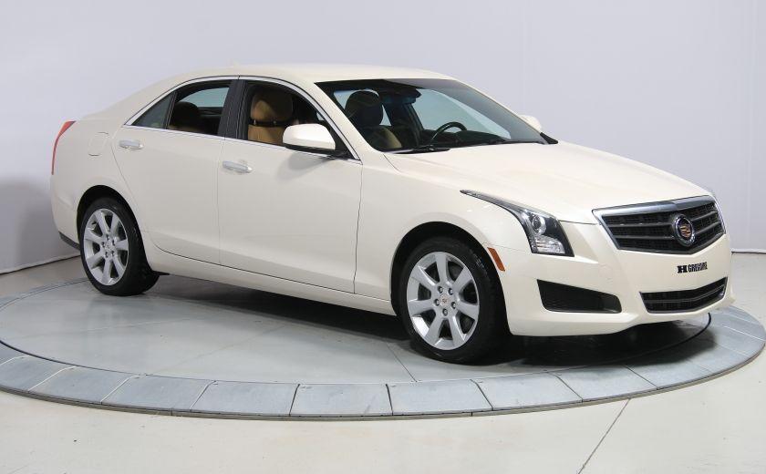 2013 Cadillac ATS AWD CUIR MAGS BLUETOOTH #0