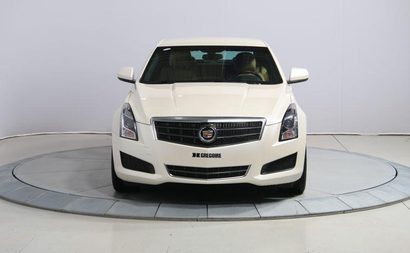 2013 Cadillac ATS AWD CUIR MAGS BLUETOOTH #1