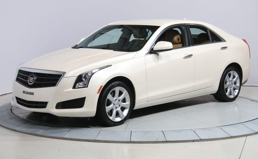 2013 Cadillac ATS AWD CUIR MAGS BLUETOOTH #2