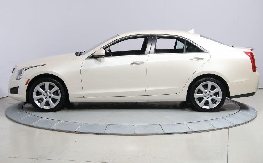 2013 Cadillac ATS AWD CUIR MAGS BLUETOOTH #3