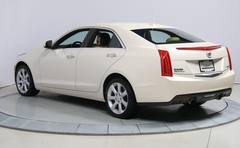 2013 Cadillac ATS AWD CUIR MAGS BLUETOOTH #4